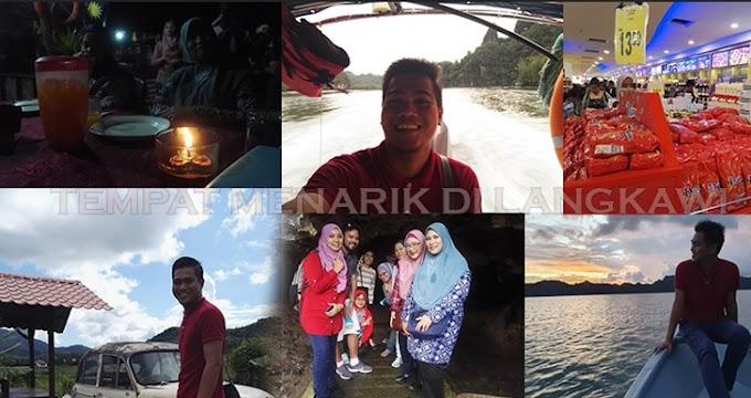3H2M Melawat Tempat Menarik di Langkawi 2019 : Kilim Geoforest Park Mangrove Tour