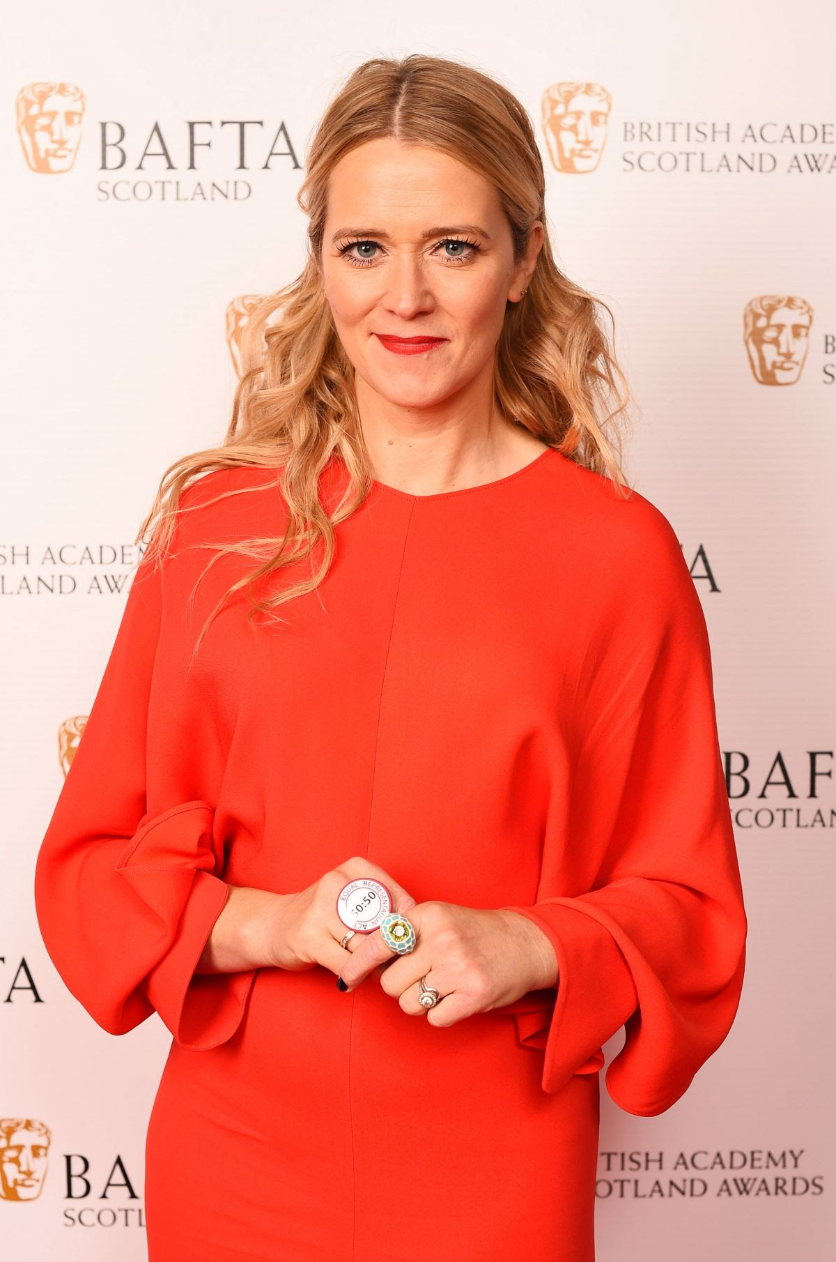 EDITH BOWMAN at British Academy Scotland Awards in Glasgow ...