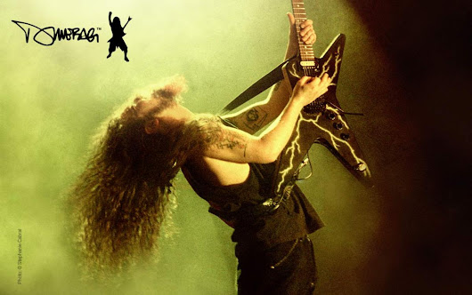 Dimebag comes to AmpliTube