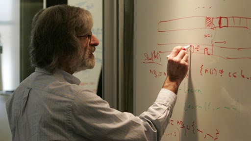 Leslie Lamport Selected as 2013 ACM A.M. Turing Award Winner (Channel 9)