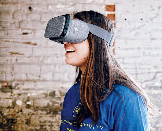 Virtual Reality: Your Restaurant's Next Favorite Tool