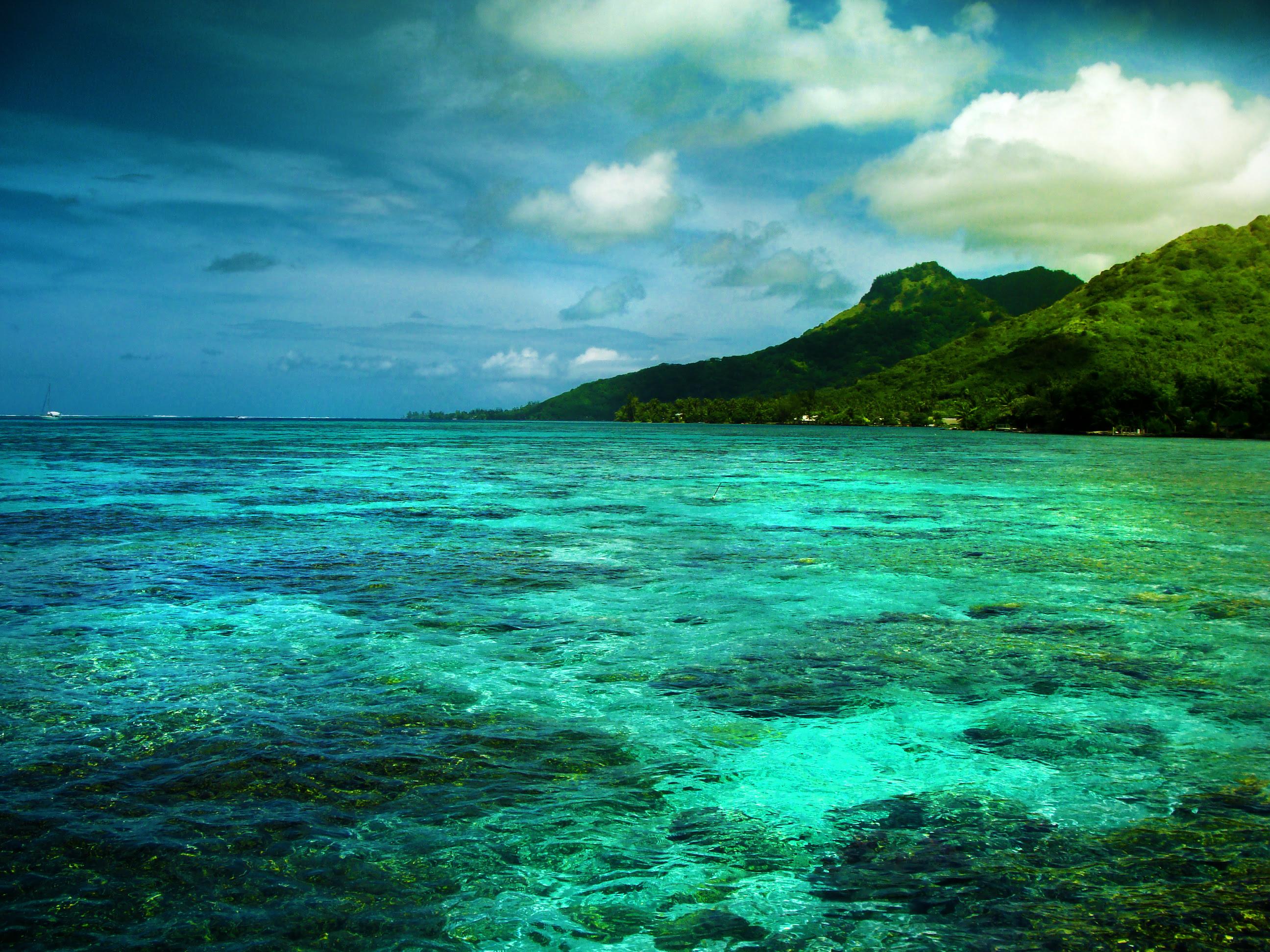 Moorea, French Polynesia - Beautiful Places to