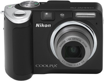 Nikon Coolpix P50 Digital Camera - Review