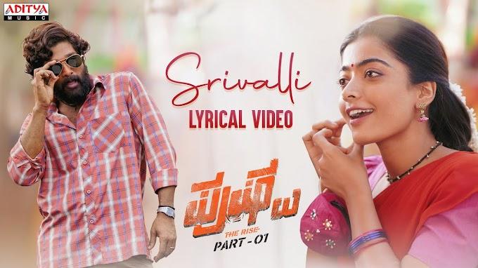 Srivalli Lyrics in Kannada and English - Pushpa : The Rise