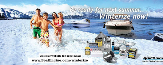 Do It Yourself Boat Engine Winterizing