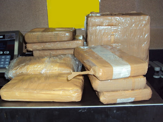 Massive Murrieta Drug Bust: $1,175,380 In Fentanyl Found In I-15 Stop, CBP Says [PHOTOS]