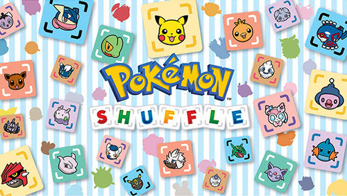 Free-to-play Pokemon Shuffle Coming To 3DS