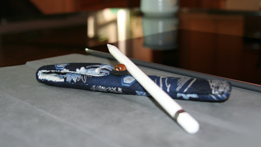 Cocoonn | Magnetic Handmade Cover for Your Apple Pencil