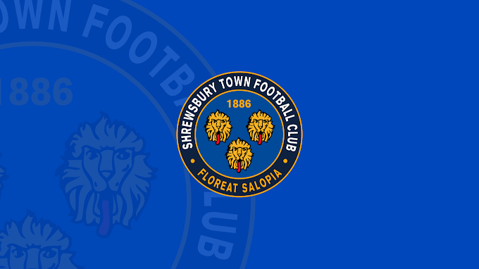 Shrewsbury Town (A): Tickets Sold Out