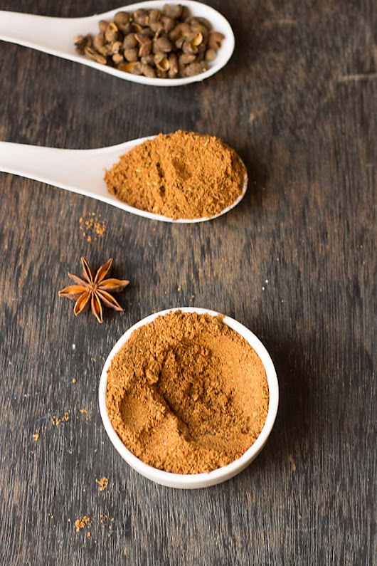 Chinese Five Spice Powder Recipe, How to make Chinese Five Spice Powder