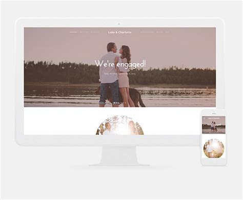 Create your own Wedding Website with Squarespace   Green
