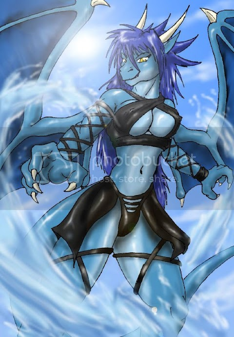 Female Dragon Anthro Pictures Exposed (#1 Uncensored)