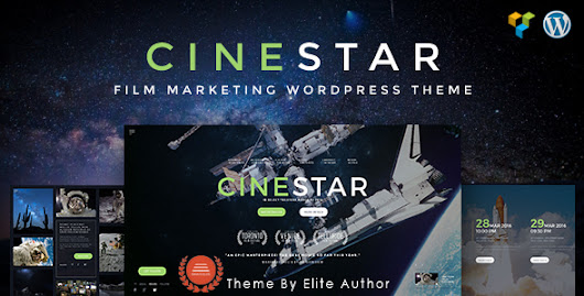 Download CINESTAR | Film Marketing Responsive WordPress Theme nulled | OXO-NULLED