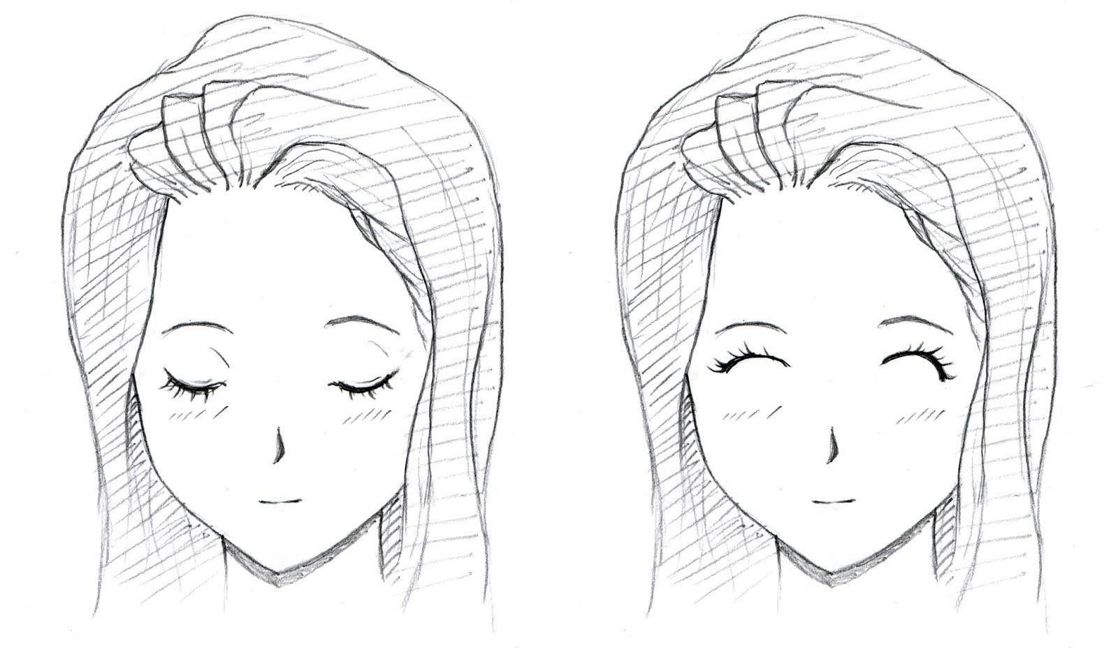Anime Girl Noses