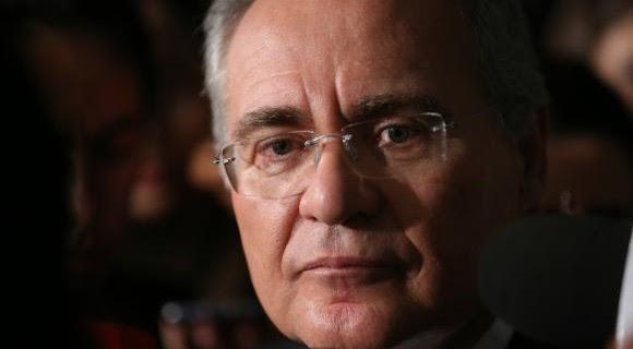 Senadores pretendem enquadrar Renan, que tem se rebelado contra o governo de Temer