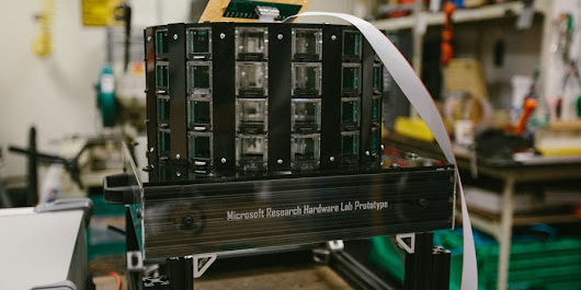 Report: Microsoft is building drones to catch mosquitoes and stop epidemics