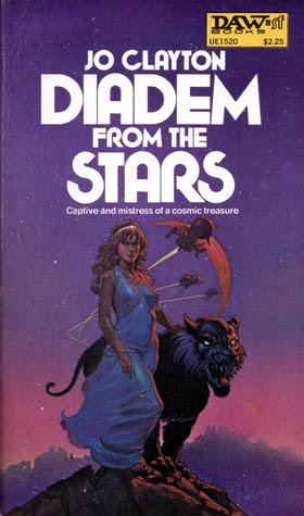 Diadem from the Stars (Diadem, #1)