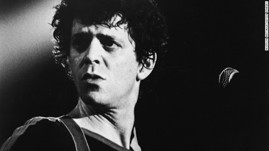 Lou Reed, rock legend, dies at 71