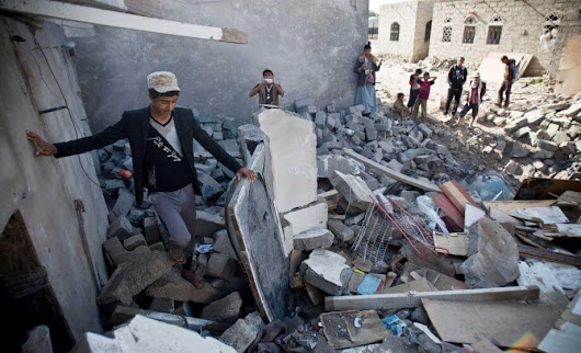 4,500 killed in Yemen in 150 Days of Saudi-led bombing