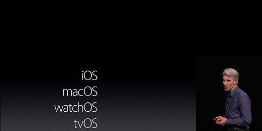 Here's What You Missed At The WWDC 16 Keynote - Techaeris