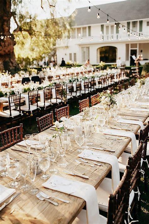 Best 25  Farm table wedding ideas on Pinterest   Wedding