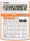 【Amazon.co.jp限定】Canon 電卓 12桁 HS-2200A オレンジ