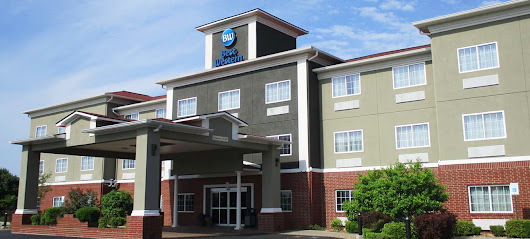 Best Western Presidential Hotel & Suites, Hotels in Pine Bluff, AR.