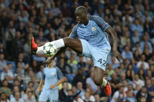 Yaya Toure's agent slams Guardiola
