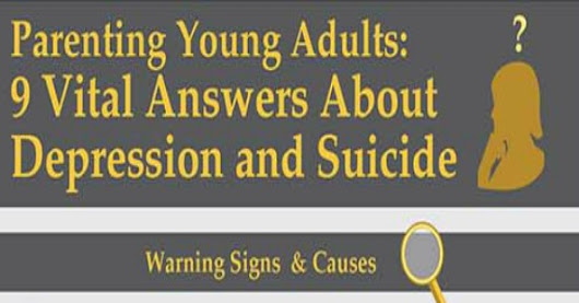 Depression and Suicide in Young Adults - The Darling Bakers