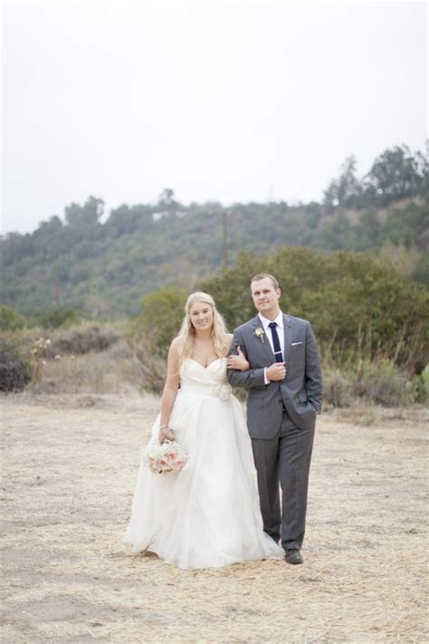 rustic california wedding modwedding