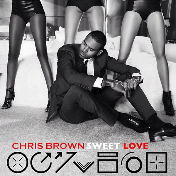 Sweet Love (Single Cover), Chris Brown