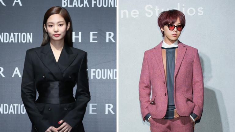 Is Blackpink's Jennie dating BigBang's G-Dragon? Their relationship explored!