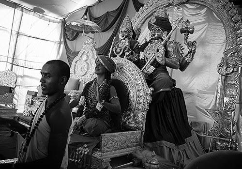 Swami Nityananda Akhada the Mhanirwani Mahamandleshwar by firoze shakir photographerno1