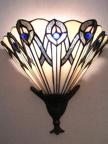 Tiffany Wall Sconces (W007) - China wall lamp, WYL