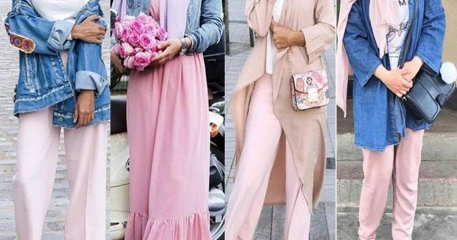 Spring Hijab Fashion 2018 Just Trendy Girls