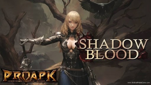 Shadowblood APK v1.0.32 [Mod]- Android Game | AMZ Android Modded Game APK