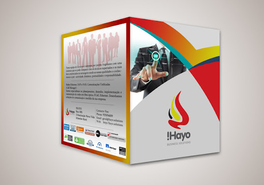 create an awesome brochure for you - fiverr