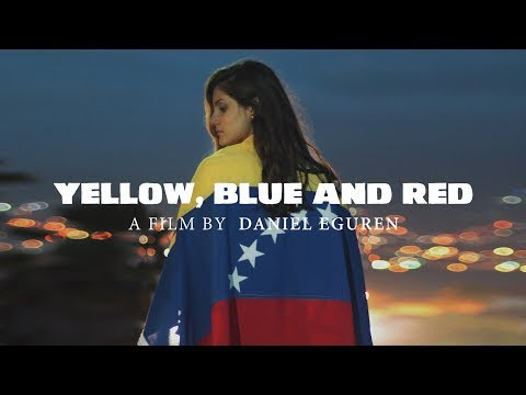 YELLOW, BLUE AND RED (My Rode Reel 2017)