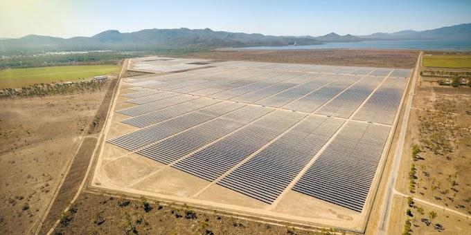 LA GRANJA SOLAR MÁS GRANDE DEL MUNDO EN AUSTRALIA SUMINISTRARÁ EL 20% DE LA ELECTRICIDAD DE SINGAPUR