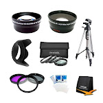 Special PRO SHOOTER 58MM Wide Angle / Telephoto Lens Kit