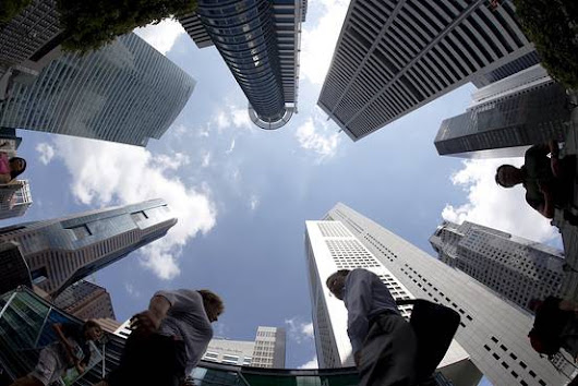BlackRock Seeks up to $3 Billion for Singapore Office Building