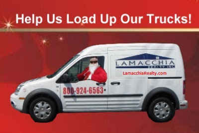 Toy Drive by Lamacchia Realty benefitting Boston Children's Hospital