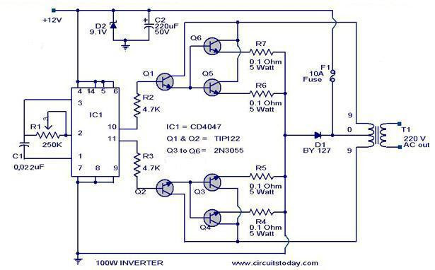 Inverter parts diagram pdf circuit diagram images asfbconference2016 Image collections