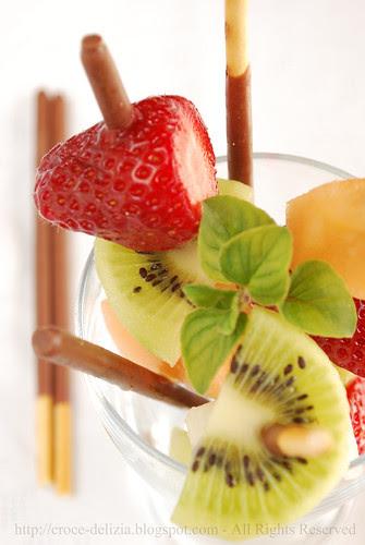 Mikado di frutta