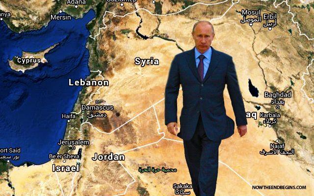 Ιουδαϊκές προφητείες 200 ετών προορίζουν Πούτιν και Ρωσία για τον πόλεμο « Γωγ και Μαγώγ» στην Συρία!