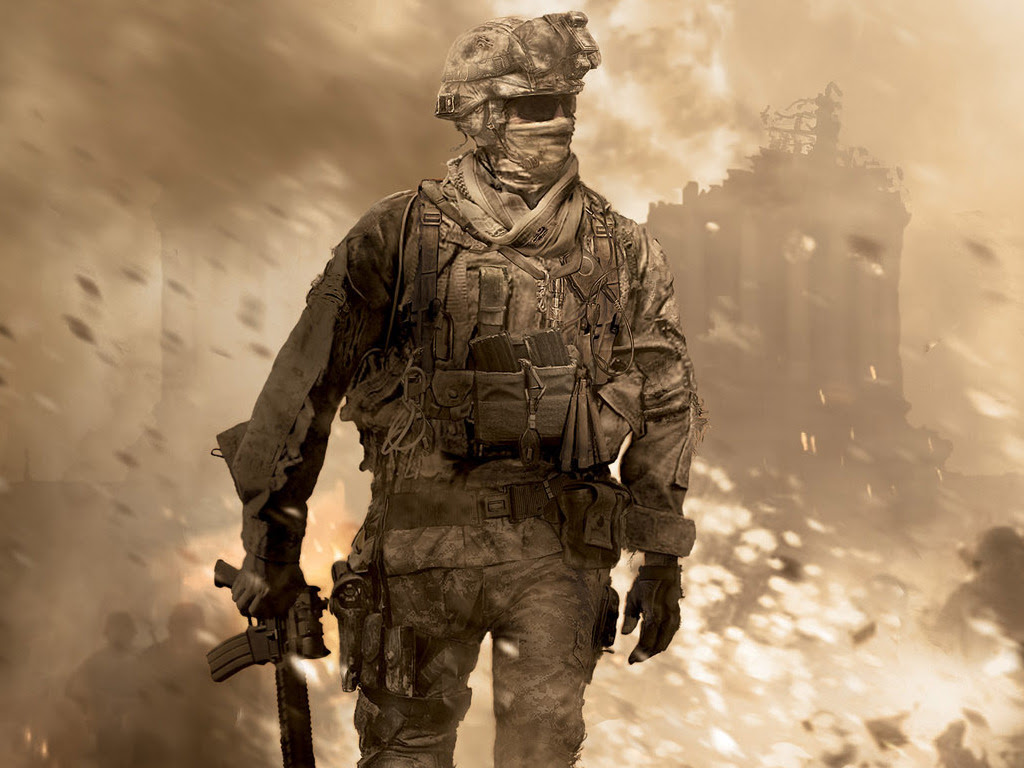 Call Of Duty Wallpaper 1024x768 42694