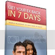 Get Your Ex Back In 7 Days | Self Help Products