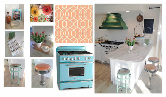 Creating A Retro Kitchen With Big Chill Charm