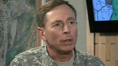 Jennifer Griffin Sits Down With General David Petraeus