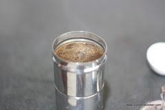 Filter coffee step 5